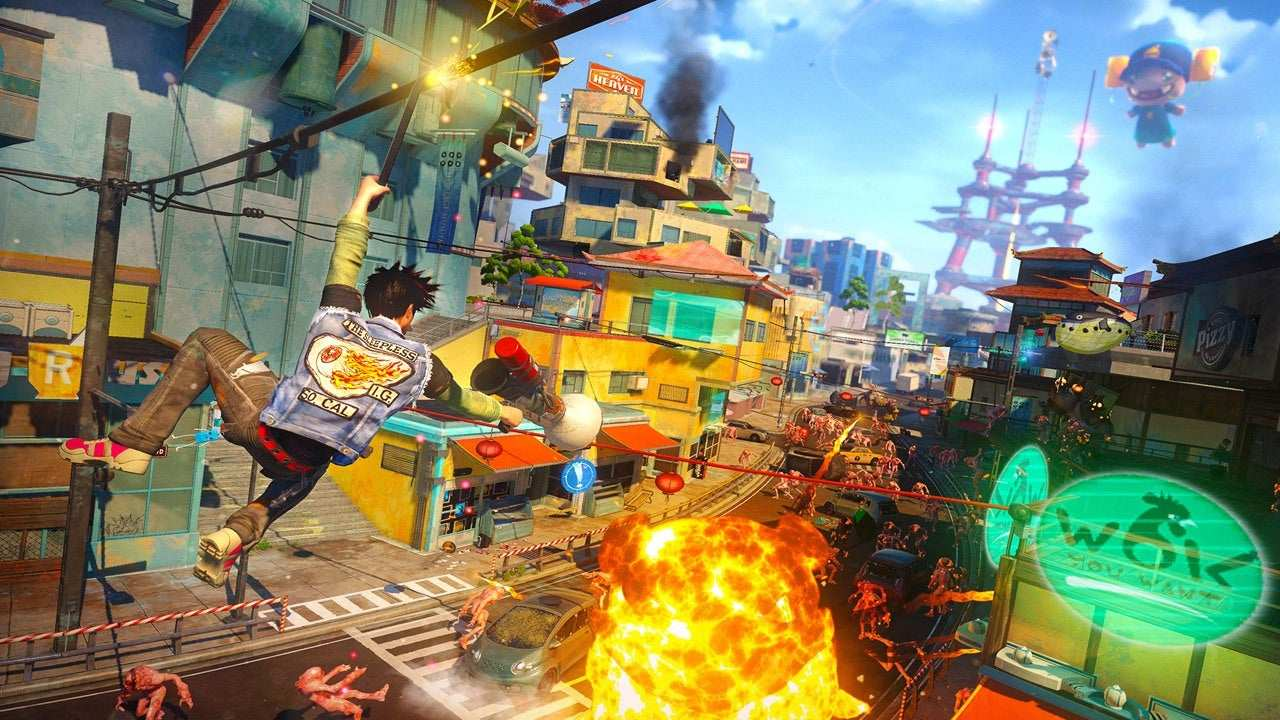 Sunset Overdrive cada vez más cerca de PlayStation 4