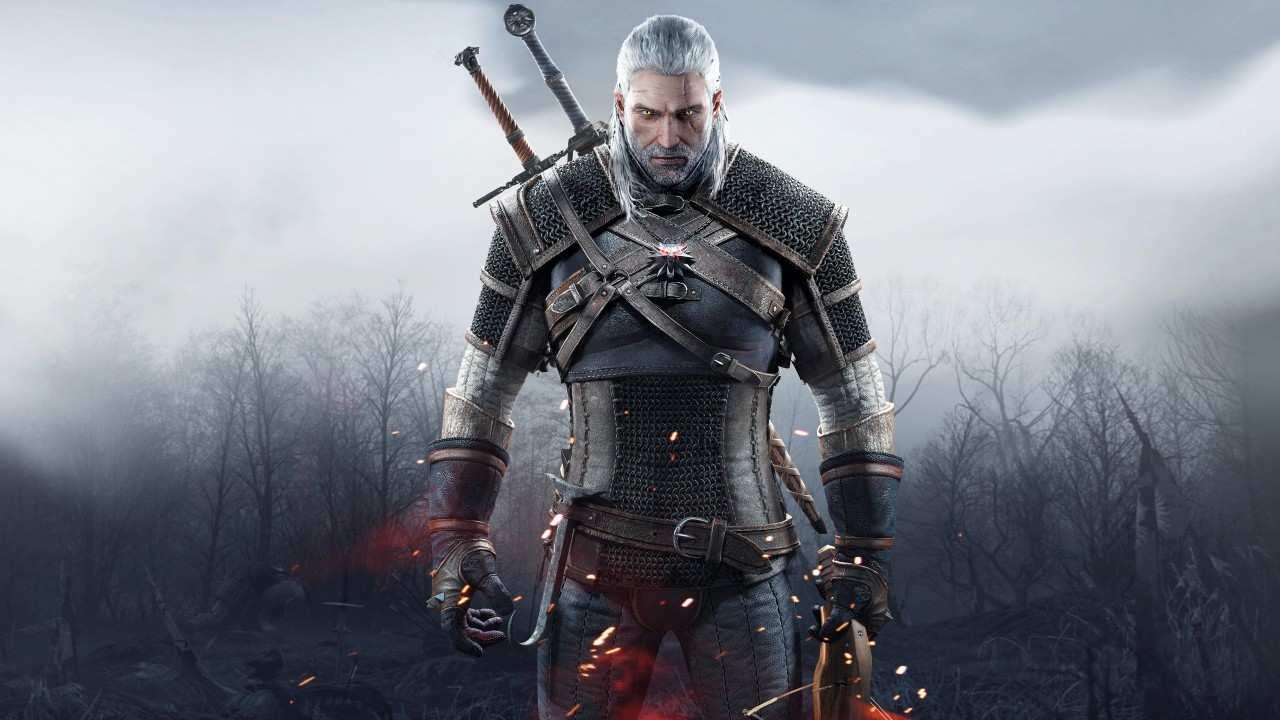Geralt de Rivia Mortal Kombat