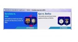 Equipos que han salido en las Marquesinas de FIFA 19