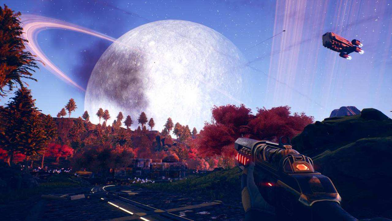 The Outer Worlds traerá mejoras gráficas en Xbox one x y Playstation 4