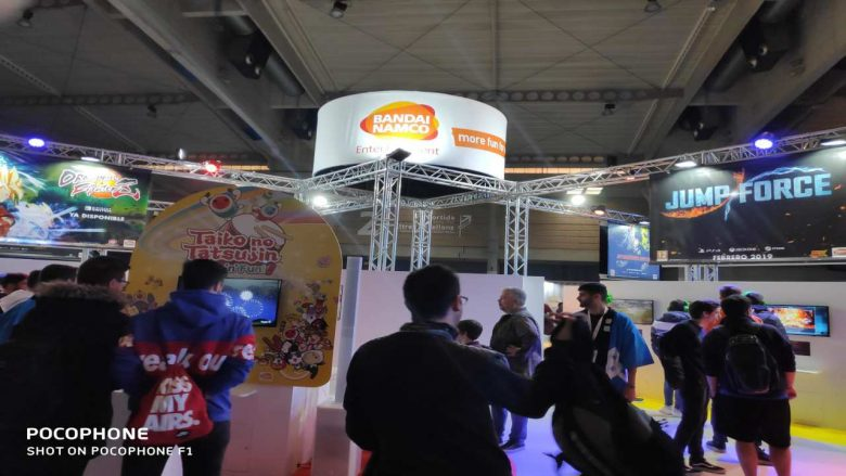 Bandai Namco en la BGW
