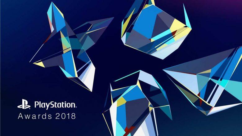 playstation awards 2018