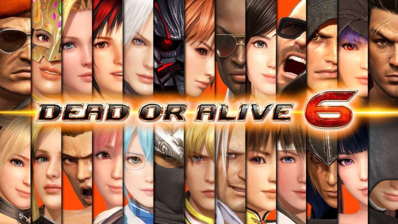 Dead or Alive 6 trae nuevo personaje