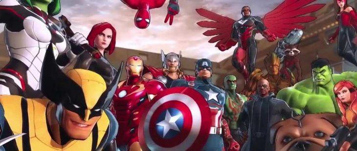 Marvel Ultimate Alliance 3: Black Order