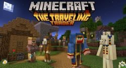 Minecraft The Travelling Trader