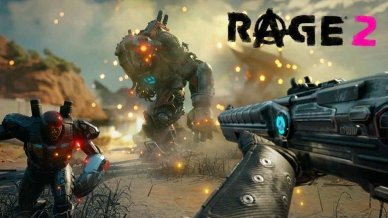 Rage 2 Id Software