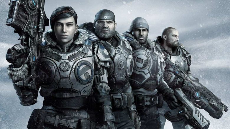 Gears of War 5 se luce en Xbox series x