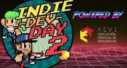 IndieDevDay 2 Main Logo