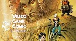 Video Game Comic 2019