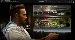 Lewis Hamilton GT Sport
