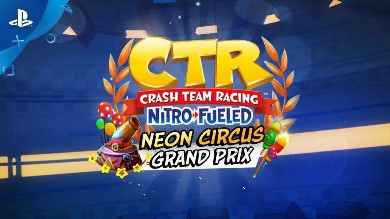 Crash Team Racing: Neon Circus