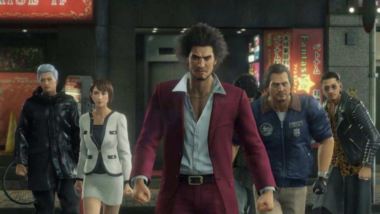 Yakuza like a dragon principal