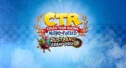 Crash Team Racing: Rustland