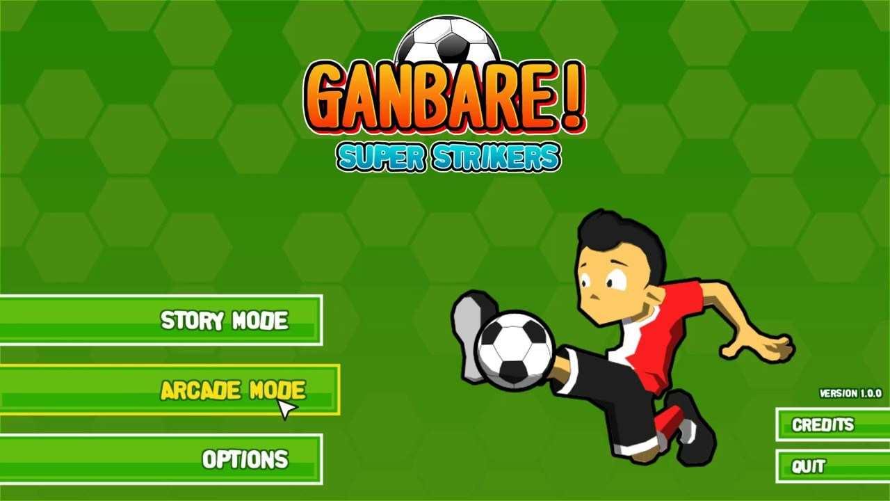 pantalla de inicio del juego