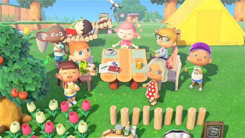 Animal Crossing recibe su primera actualización