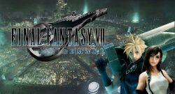 Demo Final Fantasy VII Remake