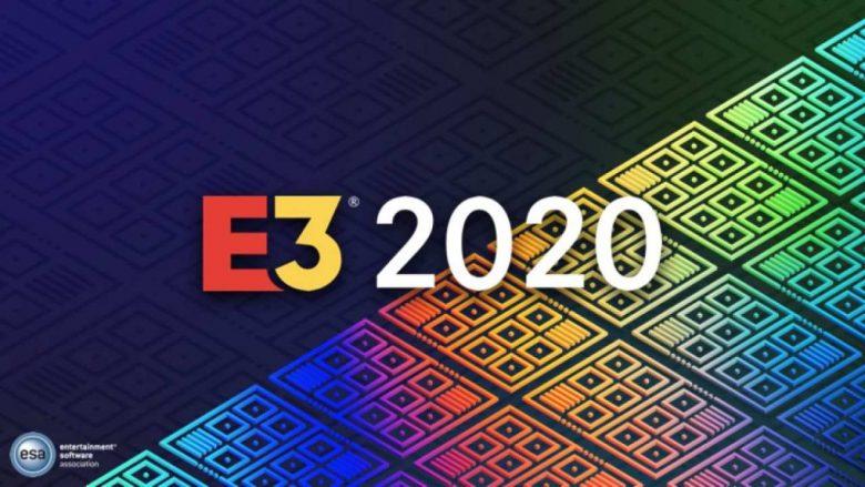 E3 2020 cancelado por el coronavirus