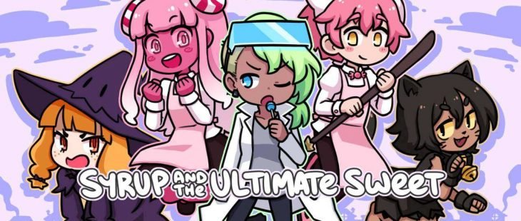 Syrup and the ultimate