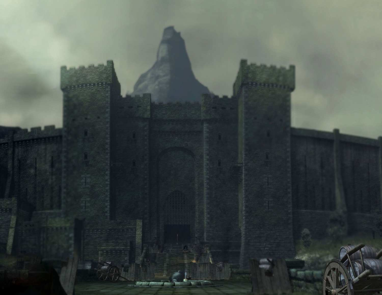 Boletarian palace, Demon's Souls