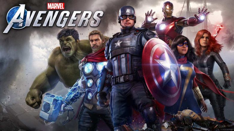 Marvel's Avengers llegará a Xbox series X y PlayStation 5