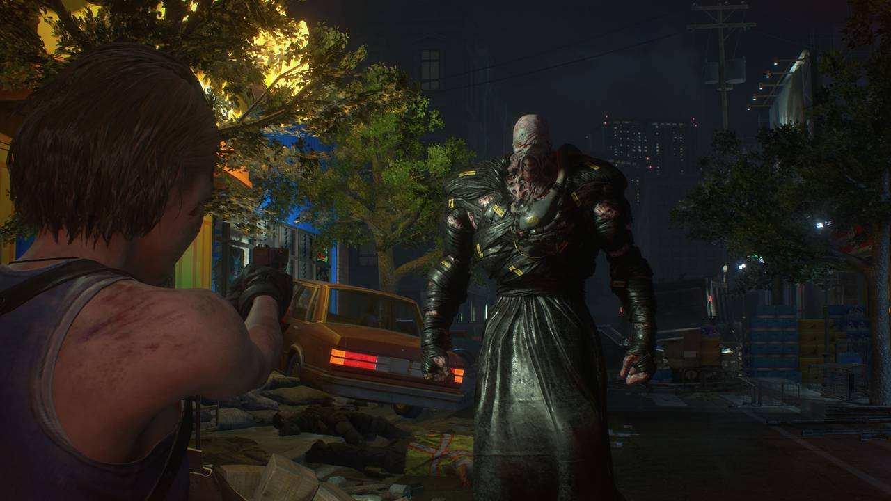 Resident Evil 3 Remake encuesta