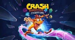 Crash Bandicoot 4: It´s about time secuela