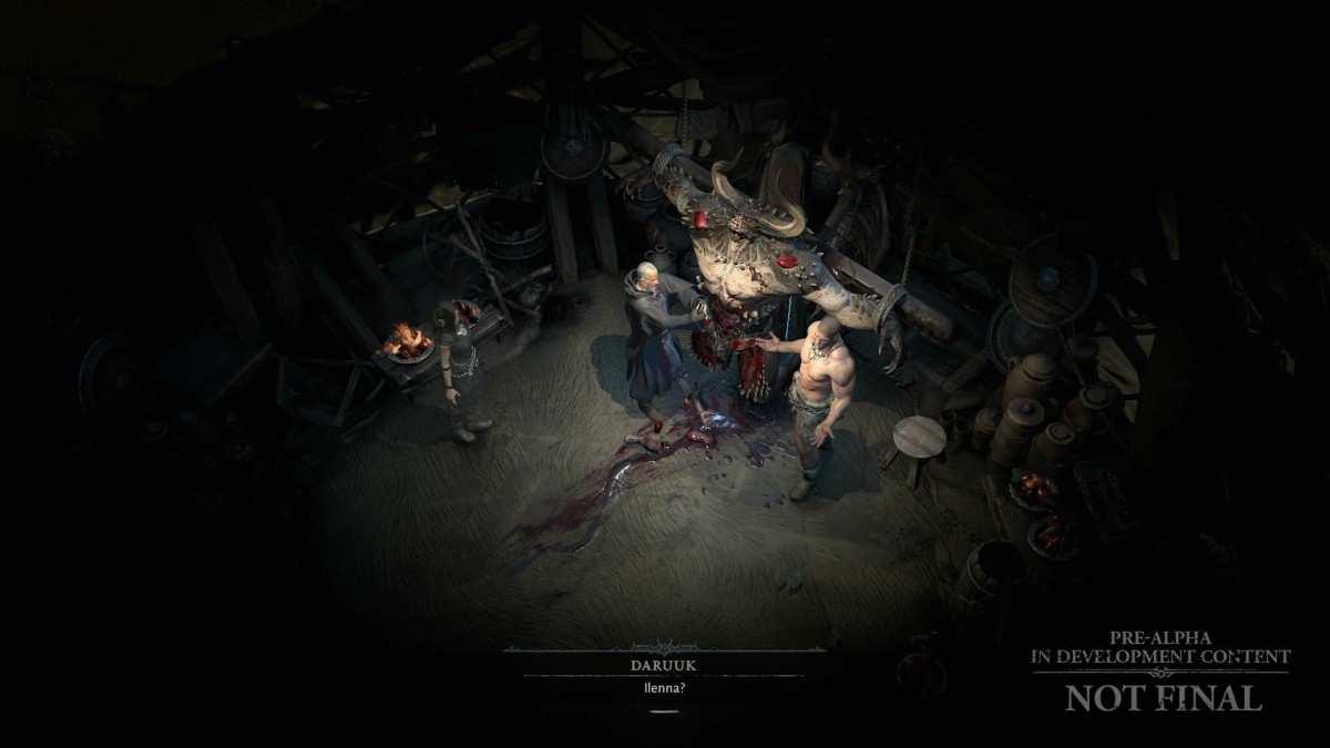 Diablo 4 Cut