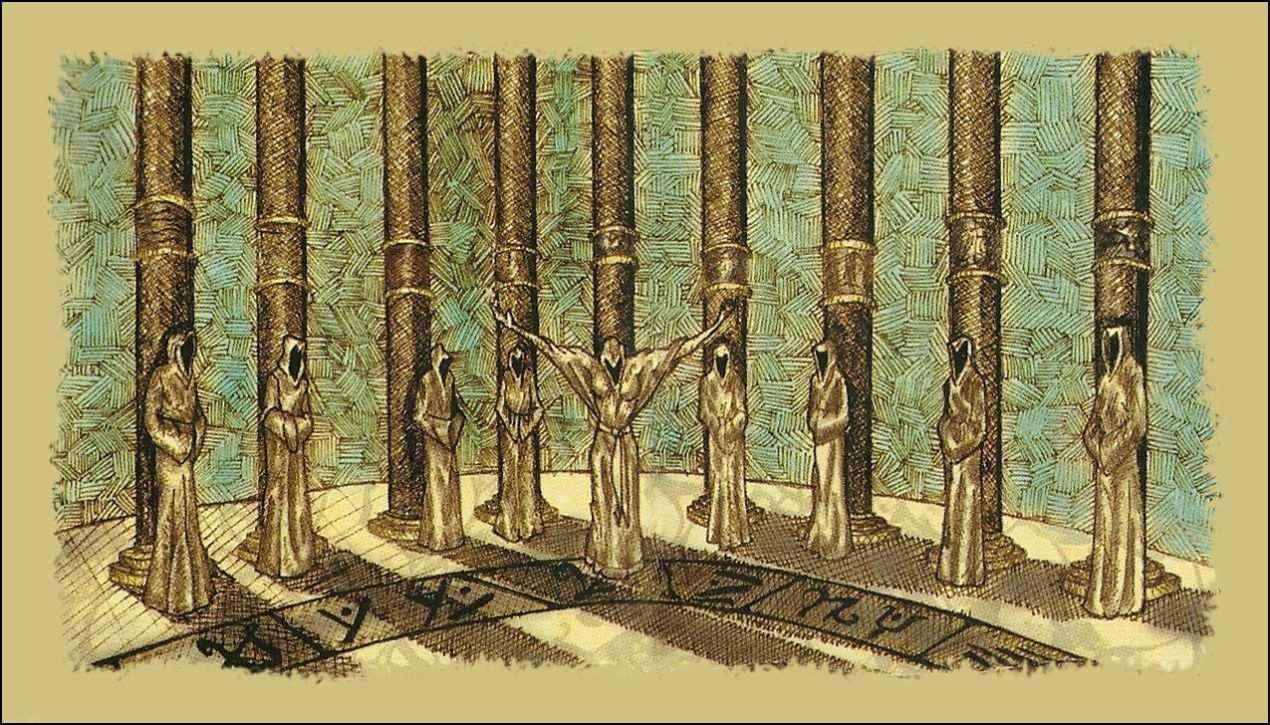 Legacy of Kain Pilars