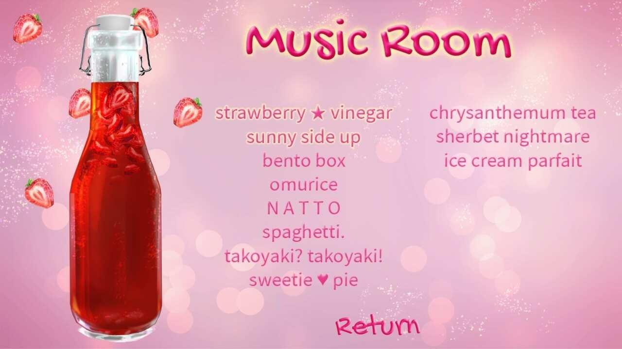 Strawberry Vinegar Foto 2