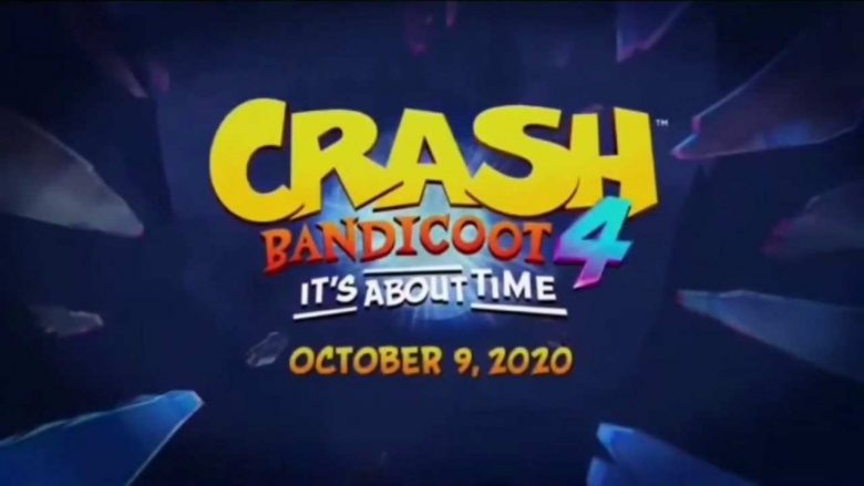 Crash Bandicoot 4: It´s about time