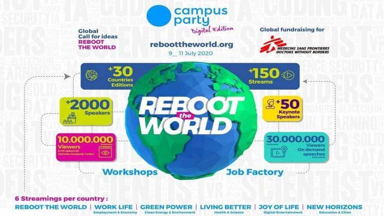 Reboot the World