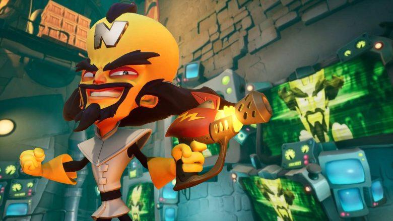 Crash Bandicoot 4: It´s about time