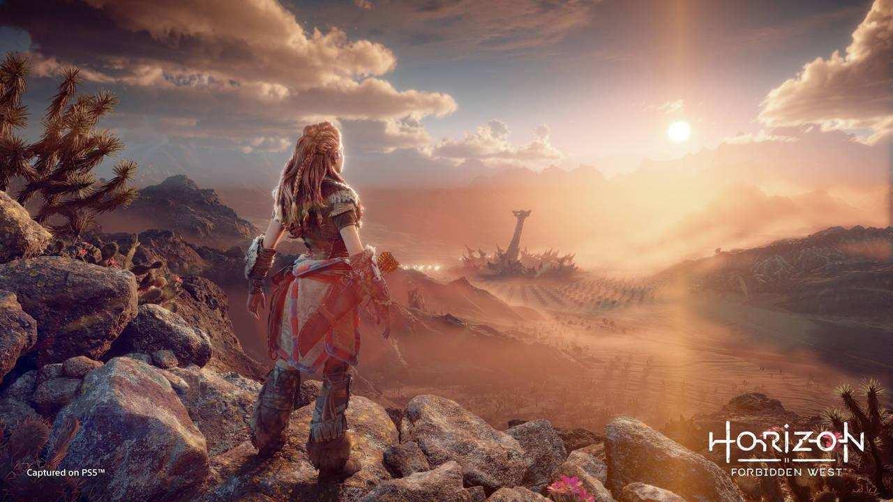 Horizon: Forbidden West Fede Romero