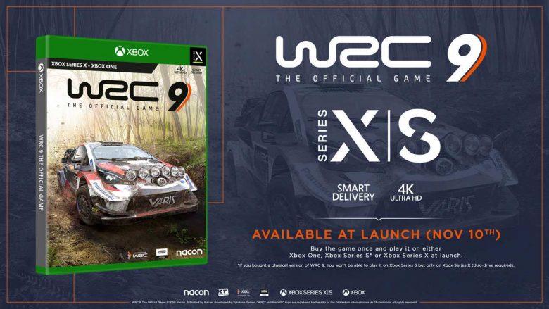 WRC 9 se estrena en la Next Gen