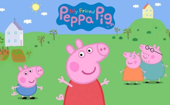 Mi amiga Peppa Pig