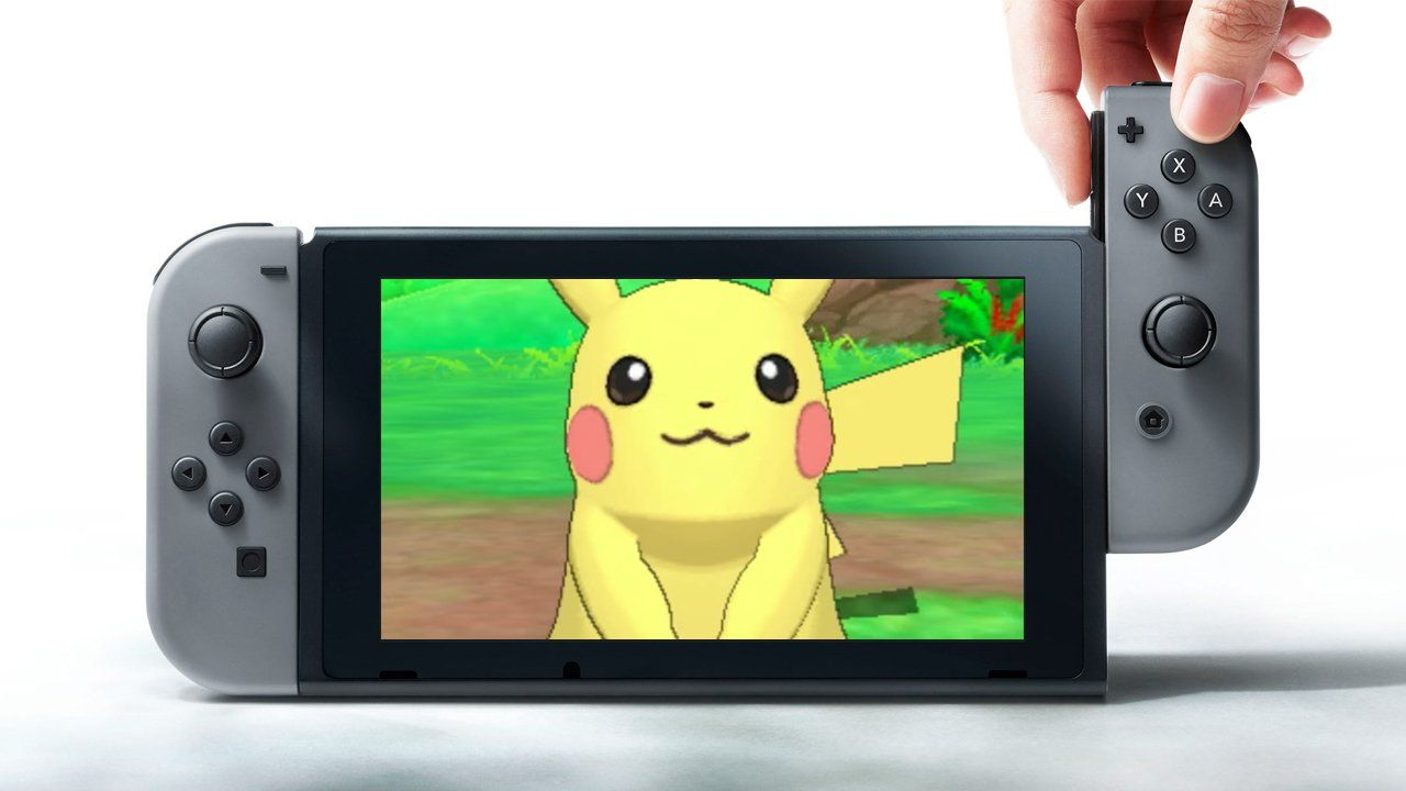 pokemon nintendo switch