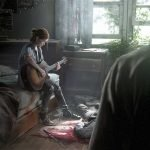 The last of us parte 2 trailer puerta cerrada
