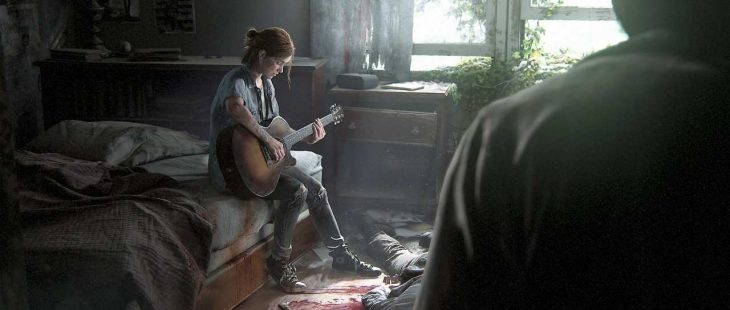 The last of us parte 2 ocupará 100 GB