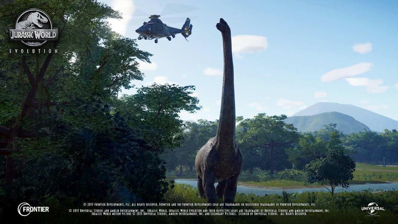 Jurassic World Evolution Gamelegant