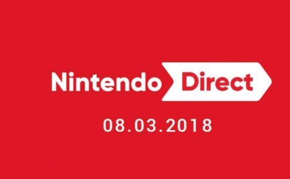 nintendo direct 8 marzo 2018