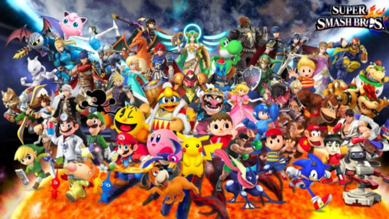 super smash bros switch foto4