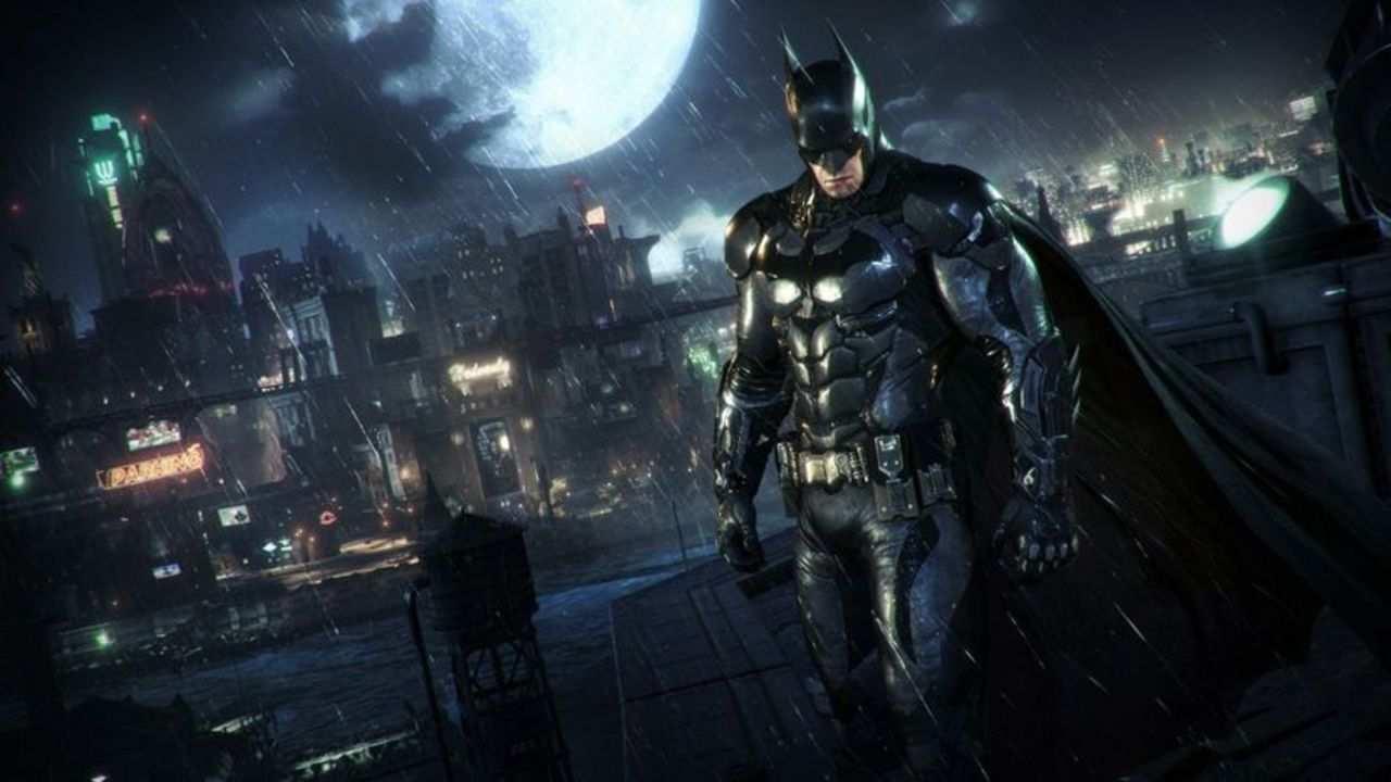 batman arkham knight screen