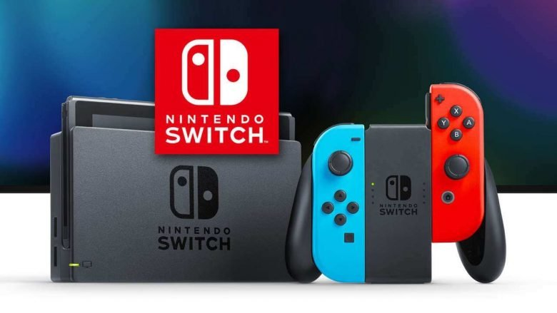 Nintendo Switch actualización