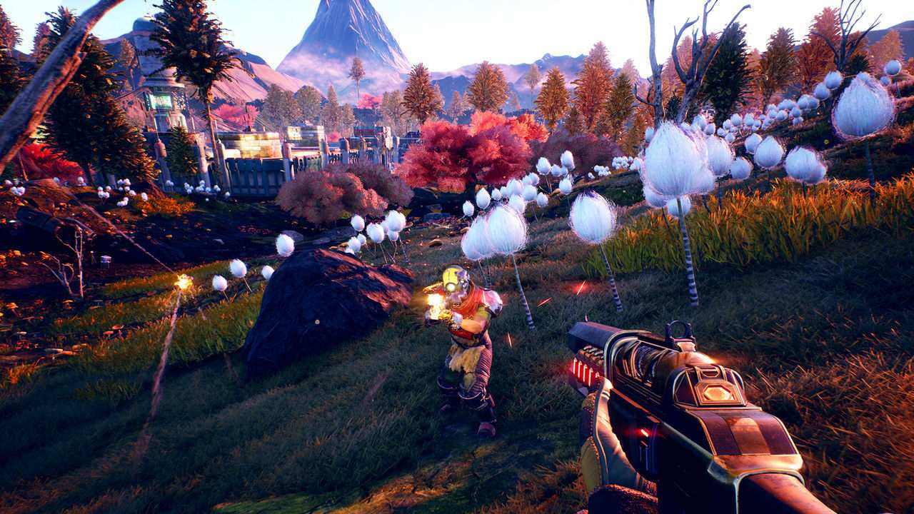 The Outer Worlds ya disponible en Steam