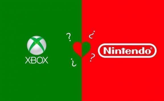 Xbox Nintendo
