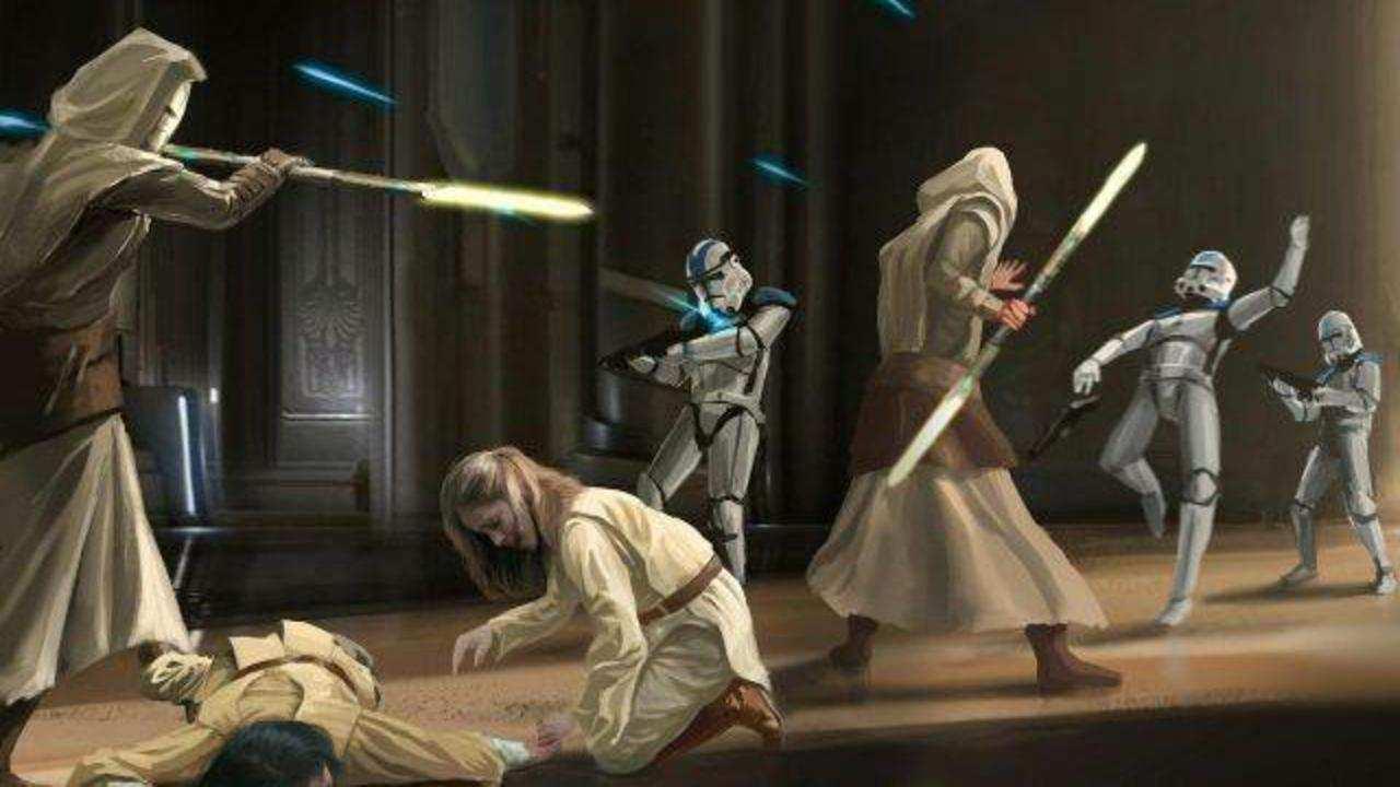 Jedi: Fallen Order Disney