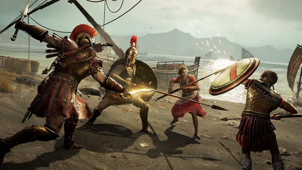 Story Creator Mode, una herramienta de creación de misiones para Assassin's Creed Odyssey.