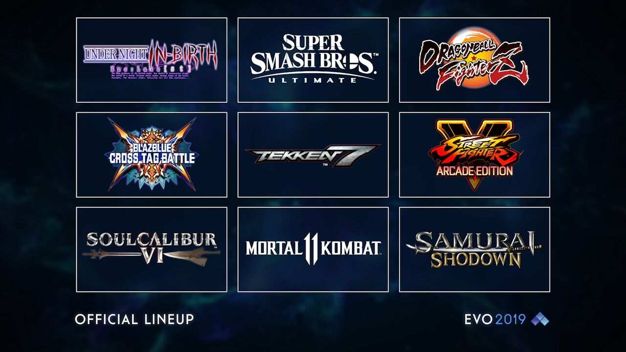 EVO 2019 Super Smash Bros Ultimate