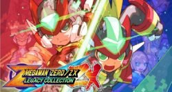 Mega Man Zero/ZX Collection anunciado
