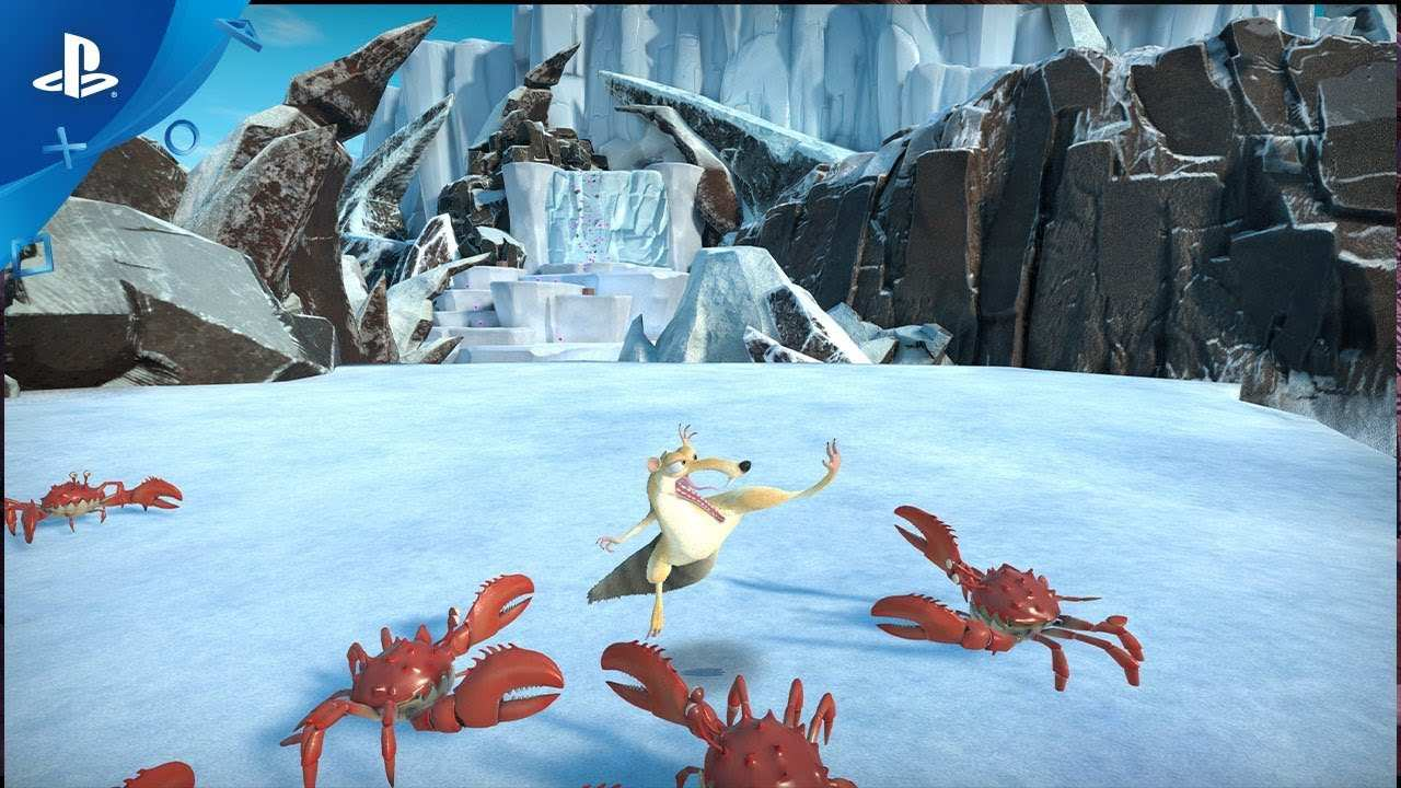 Ice Age: Scrat´s Nutty Adventure